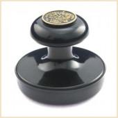 Оснастка д/печати d45 мм. пластм.  с отделением п/п