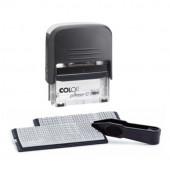 Printer30N-Set Самонаборный штамп 5 строк с двумя кассами